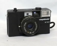 Voigtlander VF 35 F Point and Shoot P&S 35mm film camera 38mm 1:2.8