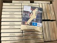 Michael Jackson's Vision (DVD, 2010, 3-Disc Set, Deluxe Vision)sealed  new