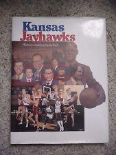 Kansas Jayhawks : History-Making Basketball by John Hendel (1992, Hardcover)