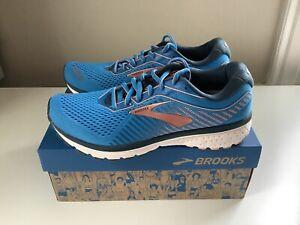 NEW Brooks Ghost 12 Women's Running Shoes - Blue - Sz 9