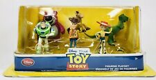 Toy Story 3-woody Buzz Jessie Rex Lotso Bullseye Figurines Collectible