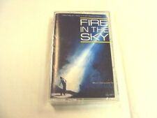 Fire In The Sky by Mark Isham OST Original Soundtrack Cassette Music Tape NIP