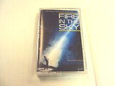 Fire In The Sky by Mark Isham OST Original Soundtrack Cassette Music Tape NIP