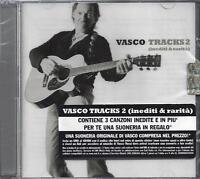 CD ♫ Compact disc **VASCO ROSSI ♦ TRACKS 2 (INEDITI & RARITÀ)** Nuovo Originale