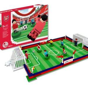ARSENAL FC Football Soccer Game Toy Construction Building Bricks Set Figures