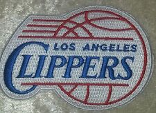 "Los Angeles LA Clippers 3.5"" Iron On Embroidered Patch~USA Seller~FREE Ship"