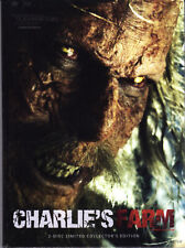 Charlie's Farm , 2 Discs Edition , 100% uncut , limited Mediabook , NEW