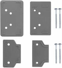 Callowesse® Air Retractable Stair Gate Spacer Kit - Grey - Warehouse Clearance