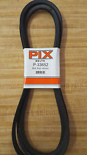 33652 WOODS PIX BELT REAR MOUNT MOWER DRIVE BELT RM59-3 5/8 X 150
