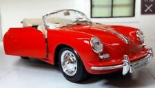 G LGB 1:24 Scale 356 Porsche 356B Cabrio 1961 Detailed Diecast Model Car 29390