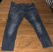 True Religion 'Rocco' Relaxed Skinny Jeans 38x30 Dry Cleaned