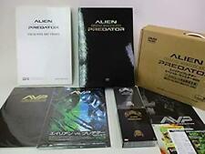 Alien VS. Predator AVP Special Monster BOX SET 14 DVD Japan RARE