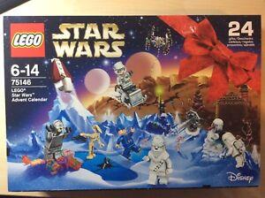 Lego® Star Wars™ Adventskalender 2016 (75146) ovp, ungeöffnet