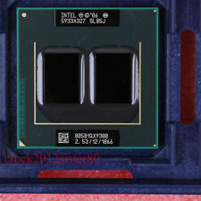 Good working Intel Core 2 Extreme Mobile 1066/2.53GHz CPU Processor QX9300 SLB5J