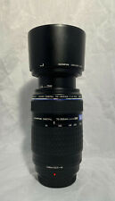 OLYMPUS 70-300MM  F4-5.6 ED DIGITAL LENS ~ FOR  4/3 - NOT MICRO 4/3