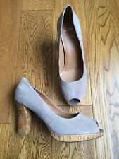 Clarks High Heel (3-4.5 in.) Wide (E) Shoes for Women