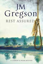 Rest Assured:A modern police procedural set in the heart of the-ExLibrary