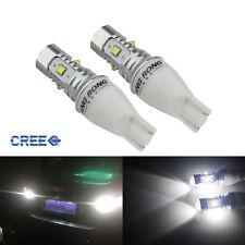 2x T15 W16W 921 25W CREE LED Standlicht Rückfahrlicht Rücklicht Lampe Birne Weiß