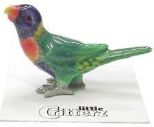 little Critterz Miniature-Lorikeet - LC569 (Buy 5 get 6th free!)