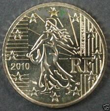 Pièce de 50 cents  France 2010 Qualité Brillant Universel !!!!  Scéllée