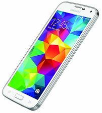 Samsung Galaxy S5 G900V 16GB (Verizon + GSM Unlocked) 4G LTE Smartphone - White