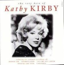 The Very Best Of Kathy Kirby 0731455209723 CD