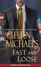 The Men of the Sisterhood: Fast and Loose 2 by Fern Michaels (2016, CD,...