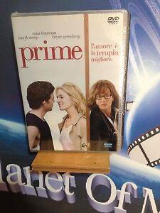 Prime- l'amore è la terapia migliore*DVD*NUOVO