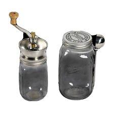 Coffee Grinder Set  Mason 4 Piece TTU-V190