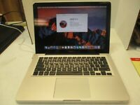 "Apple 13"" MacBook Pro 2011 2.4GHz Core i5 500GB HDD 4GB A1278 Sierra 10.12.6"