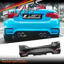 M4 Style Rear bumper bar for BMW 3 Series E92 E93 Coupe 320d 323i 325i 330d 335i