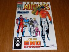 New Mutants #95 - X-Force Cable, Domino, 1st Appearance of Shatterstar & Feral