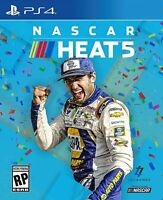 NASCAR Heat 5 Usa version PS4 in stock !!