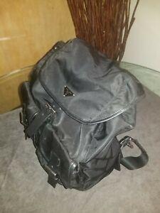 PRADA Tessuto Nylon Small Vela Backpack