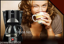 Coffee Maker Fully-Automatic Drip Machine Electric Multifunction Coffee Machine