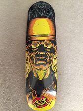 Tom Knox Santa Cruz Skateboard Deck Armageddon 9.0 NOS