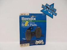 Bendix Brake Pads FA130R Kawasaki KLR 650 KX 125 KX 250 KX 500 1987 1988
