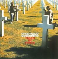 SCORPIONS - TAKEN BY FORCE / LP + CD NEW VINYL RECORD