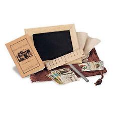 American Girl Accessory 13649 ln box Kirsten's Slate Bag & Supplies