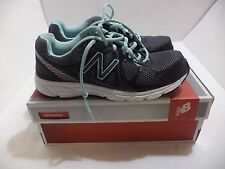 New Balance Women's M480V4 Running Shoe Size 9.5 Color Black,White,Mint Blue