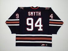 Authentic Edmonton Oilers Smyth Pro Player Jersey Pro NHL 58