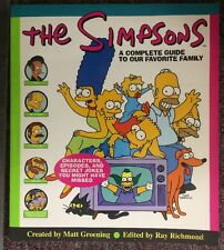 The Simpsons: A Complete Episode Guide to Our Favorite Family Matt Groenig