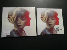 NORAH JONES hand signed cd booklet BEGIN AGAIN autographed
