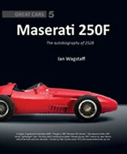 Maserati 250F The Autobiography of 2528 book paper cars