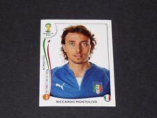 328 MONTOLIVO AC MILAN ITALIA PANINI FOOTBALL FIFA WORLD CUP 2014 BRASIL
