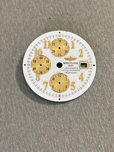 Breitling Chronomat evolution dial
