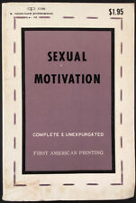 Sexual Motivation 1969 Collectors Pub vintage paperback GGA erotica sleaze