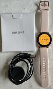 Samsung Galaxy Watch Active 2019 SM-R500 4GB Smartwatch Rose Gold