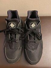 """Nike Huarache """"Black"""" (Men's) Size 11 (pre-owned)"""