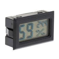 Igrometro da incasso digitale LCD 2 in 1 con esterno per incubatore di